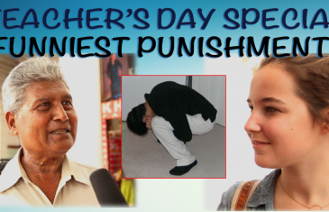 Teacher's Day Special: FUNNIEST PUNISHMENTS