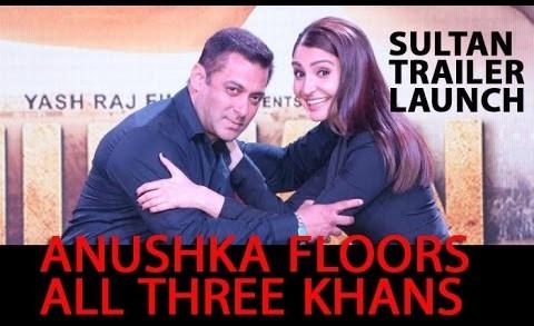 Salman Khan, Anushka Sharma | Fun 'Sultan' promotion