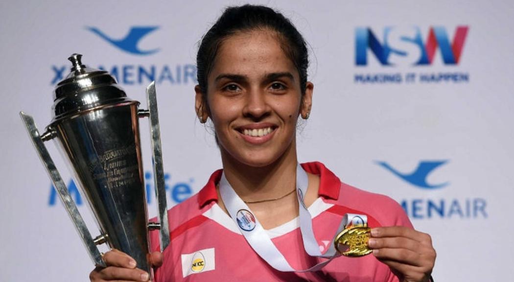 Saina Nehwal back to her best