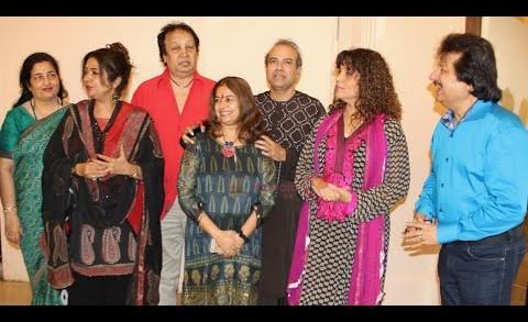 'Khazana' Ghazal Fest | Pankaj Udhas, Rekha Bhardwaj, Suresh Wadkar, Anuradha Paudwal