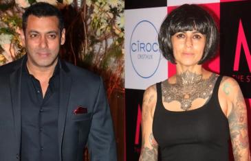 Sapna Bhavnani calls Salman Khan a monkey, terms him an MCP