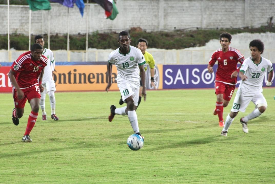 India go down to Iran at AFC U-16 Championship
