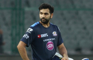 Rohit Sharma launches cricket championship game for fans