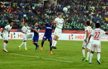 Delhi beat Chennaiyin in ISL tie