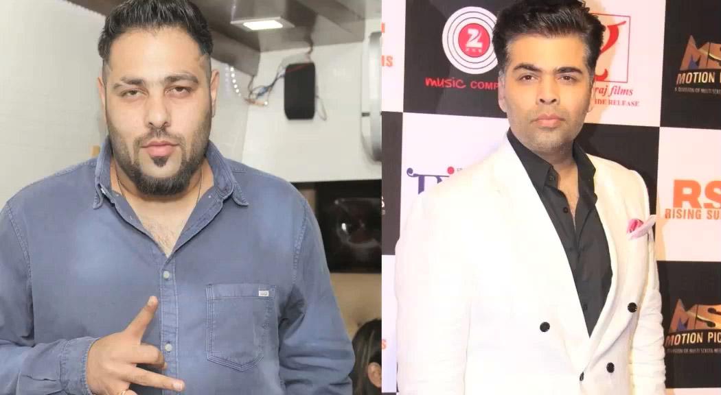 Karan Johar, Badshah might judge TV show together