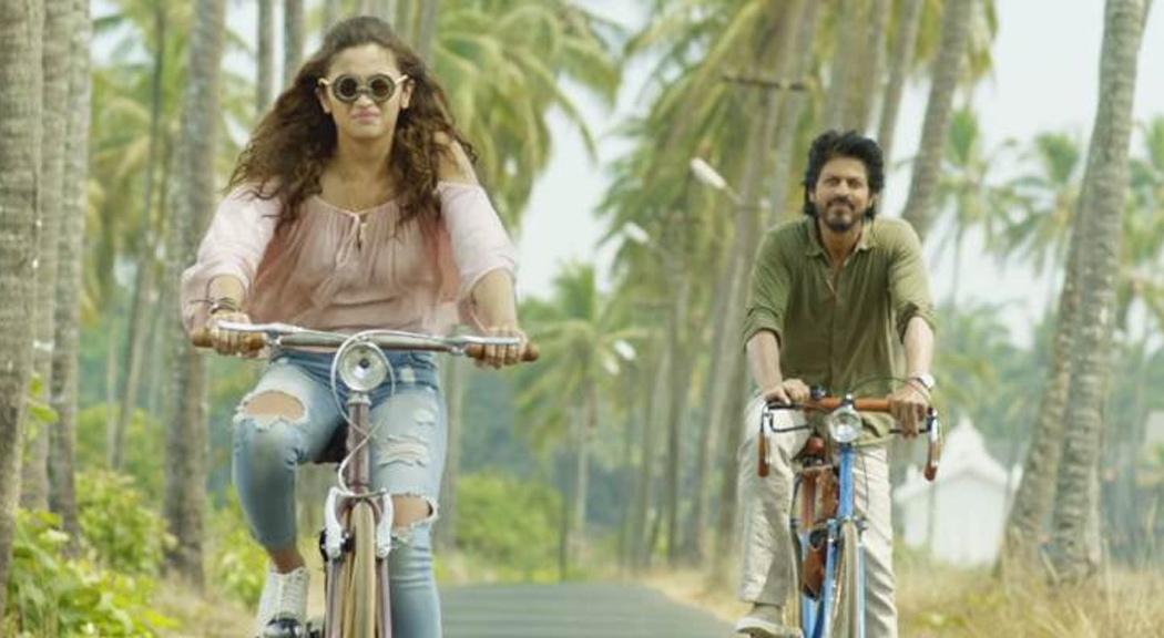 Must Watch | First Teaser of Shah Rukh, Alia Bhatt's 'Dear Zindagi'