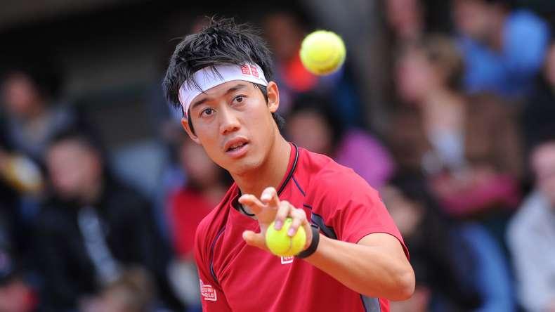 ATP World Tour Finals: Nishikori defeats Wawrinka
