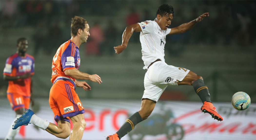 NorthEast edge Pune 1-0 to key ISL hopes alive