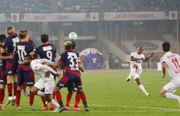 Delhi, Kolkata play out 2-2 draw in ISL