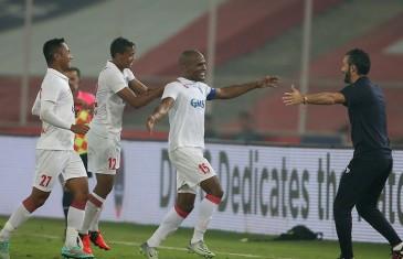 ISL: Malouda stars in Delhi's 4-1 win over Chennaiyin FC