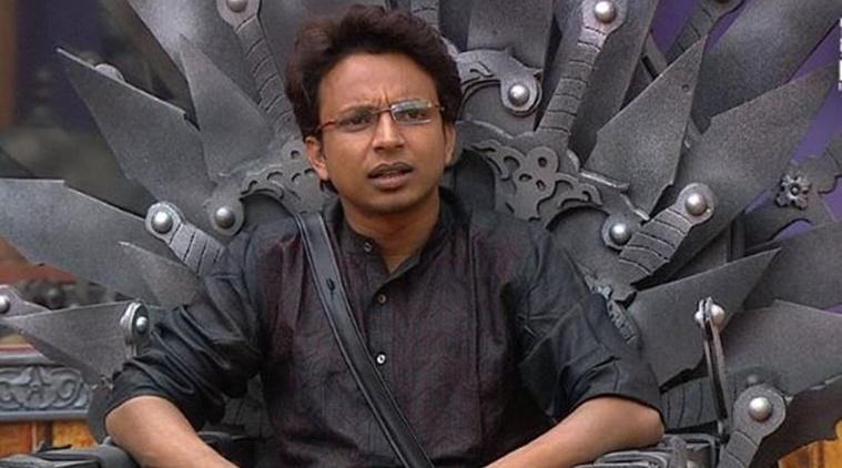 Navin Prakash evicted from 'Bigg Boss'