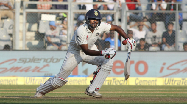 Yadav thanks Ranji team for maiden Test ton