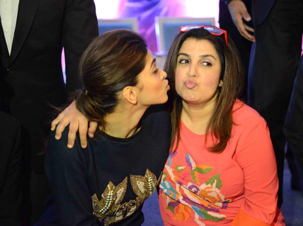 Deepika has become a fabulous actor, says Farah Khan
