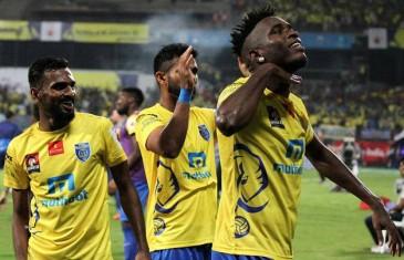 ISL: Kerala beat Delhi in semi-final first leg