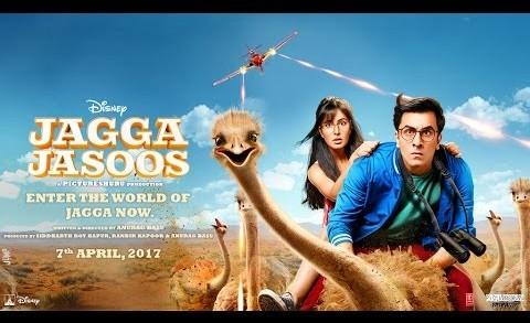 'Jagga Jasoos' trailer: Ranbir Kapoor and Katrina Kaif