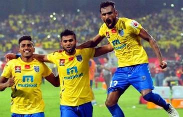 Kerala sail into ISL semis, beat NorthEast 1-0