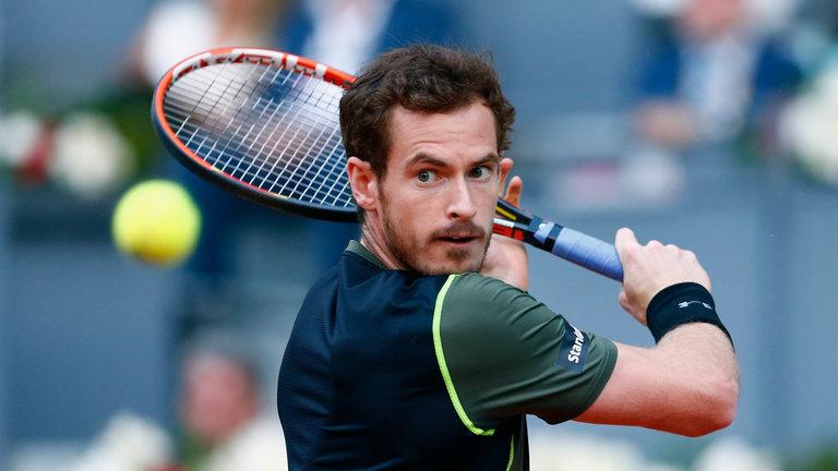 Tennis: Murray stays at top of men's singles rankings