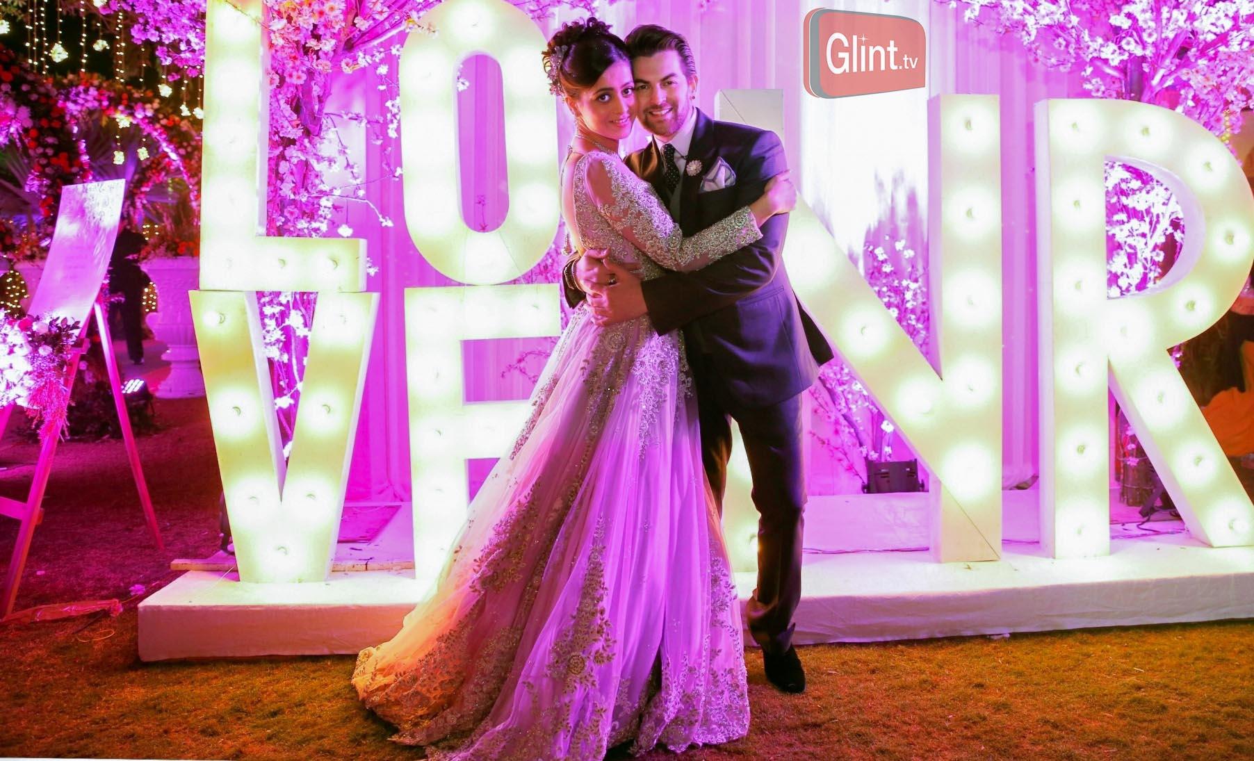 Nitin Mukesh emotional on son Neil's wedding day