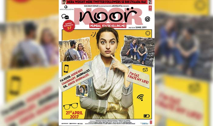 NOOR Trailer Out|ft Sonakshi Sinha
