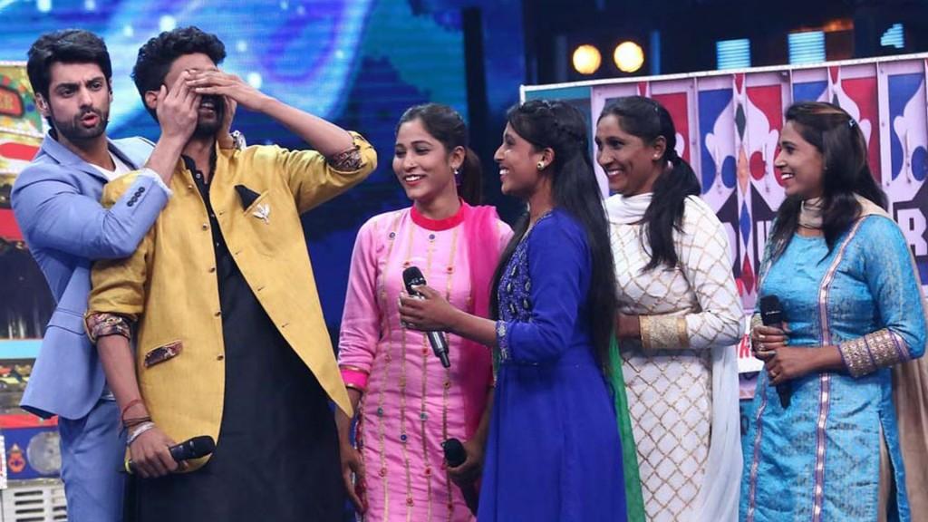 Khuda Baksh with his sisters