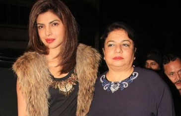 Priyanka carries India to West, says mom Madhu Chopra