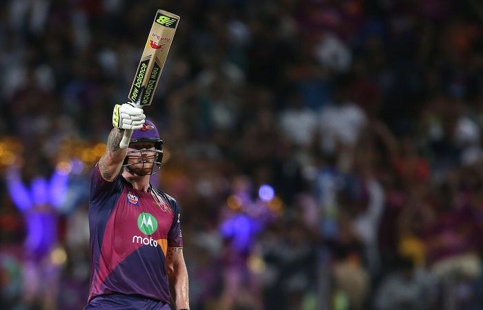 IPL: Stokes stars in Pune's win