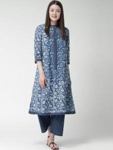 11485252729577-JAYPORE-Women-Blue-Printed-A-Line-Kurta-581485252729392-1