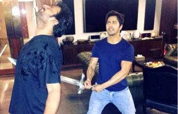 When Varun stabbed Prabhas in the back