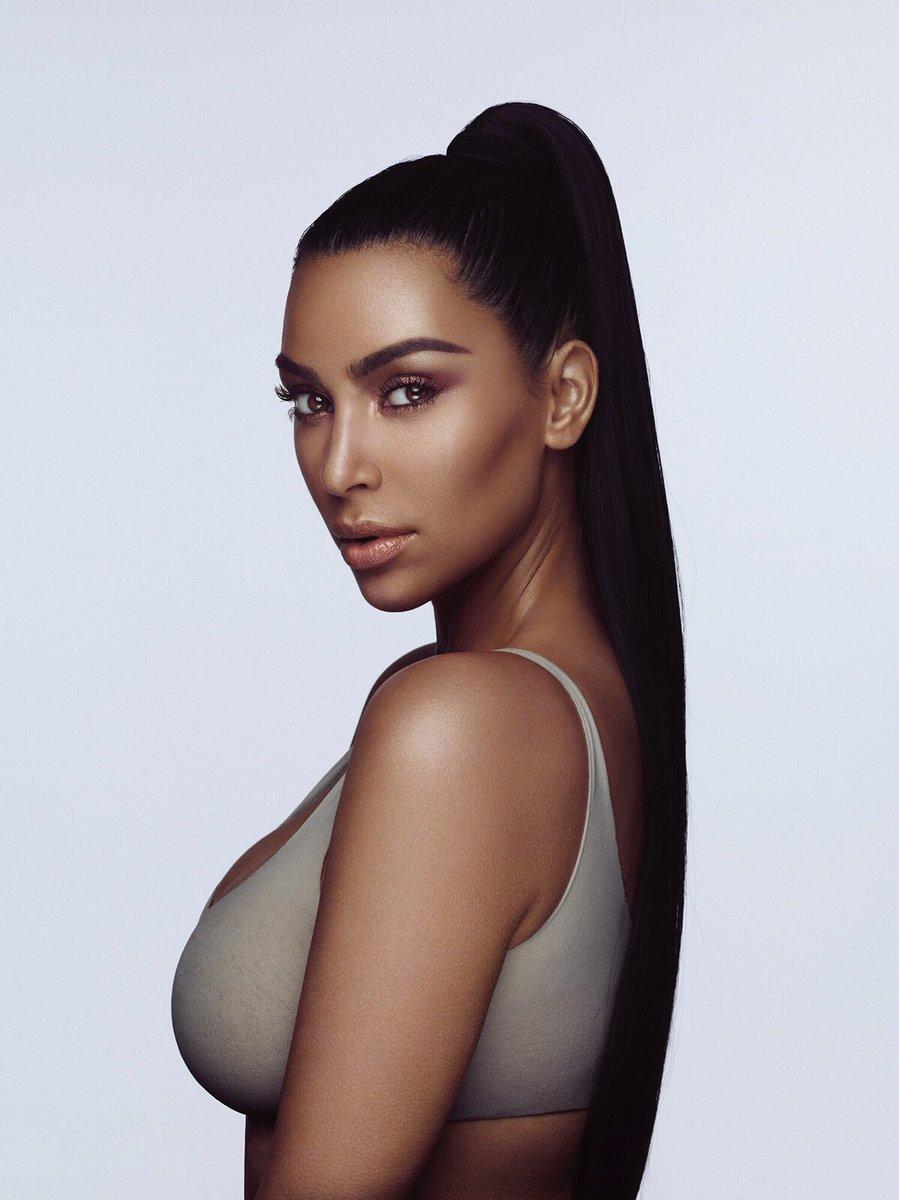 Kim Kardashian accused of 'wearing blackface'