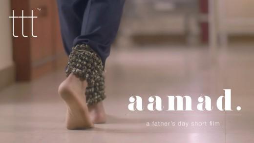 'Aamad' Saqib's short film is way to emotional