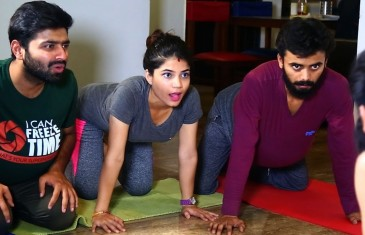 How Not to do Yoga   Funny and Weird Yoga Asanas   Glint TV