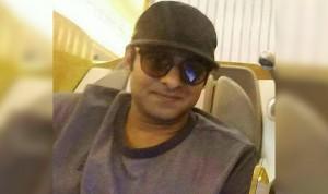 Prabhas new look