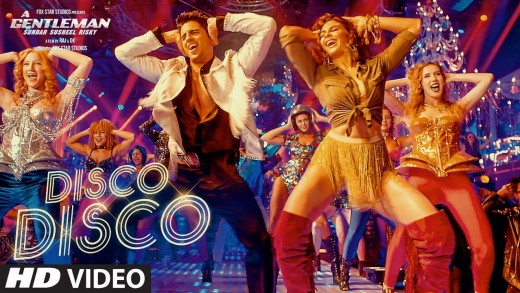 Disco Disco: A Gentleman – Sundar, Susheel, Risky | Sidharth | Jacqueline