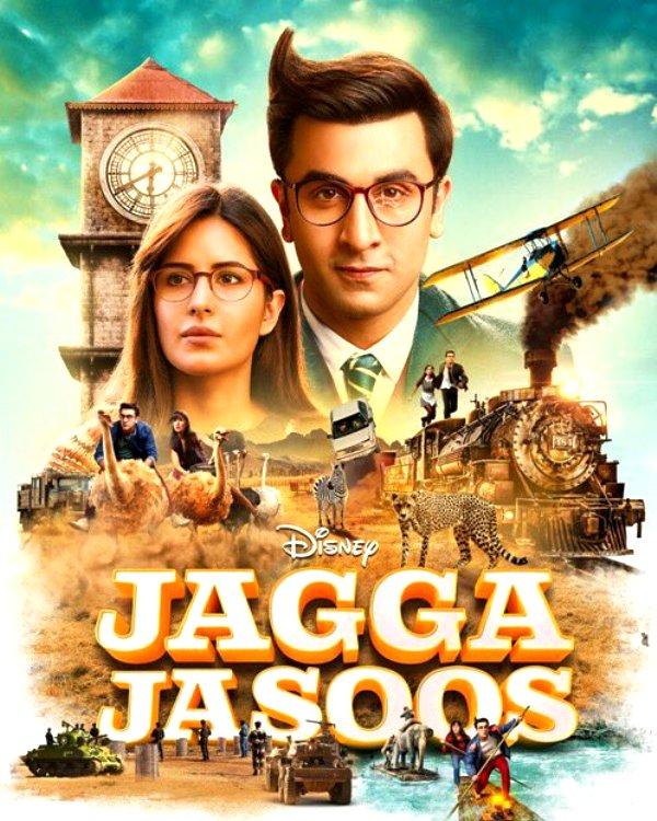 'Jagga Jasoos': Weak narrative dampens stunning visuals (Review)