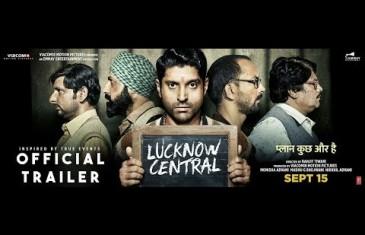 Lucknow Central | Official Trailer | Farhan Akhtar