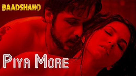 Piya More Song | Baadshaho | Emraan Hashmi | Sunny Leone