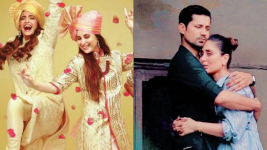 "Watch! video of Kareena Kapoor's dance rehearsals with Sumeet Vyas from ""Veere Di Wedding"""